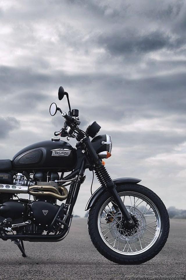 Motorcycle Phone Wallpaper - WallpaperSafari