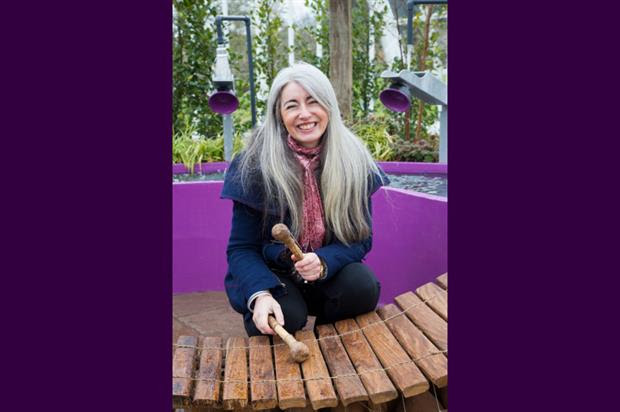 Dame Evelyn Glennie. Image: Supplied