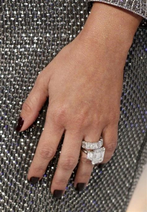 Celebrity Wedding Rings: Diamonds Are Forever ? Help! I'm
