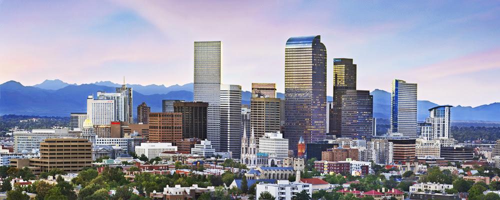 Image result for denver skyline