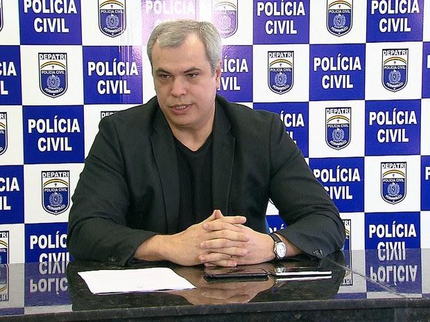 Resultado de imagem para DELEGADO ANTONIO BARROS