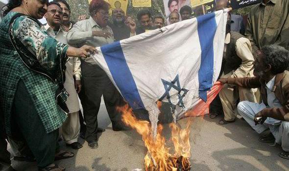 Israel Gaza protest