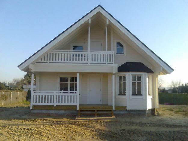Casas de madera prefabricadas venta de casa prefabricadas for Precios de cabanas prefabricadas