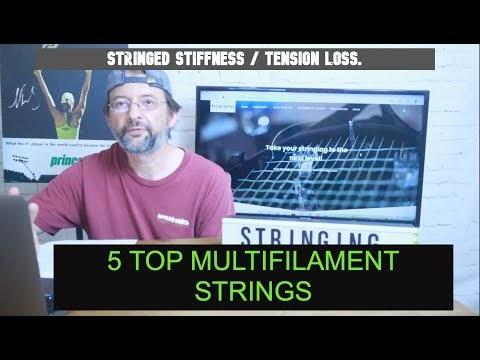 TOP 5 MULTIFILAMENT STRINGS