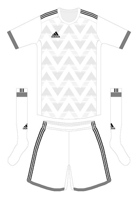 Adidas Universal Soccer Template (In Stand-By) - Concepts
