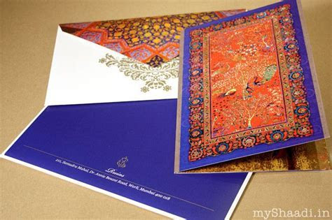 Unique Wedding Card Ideas  Myshaadi.in#India#Wedding Cards