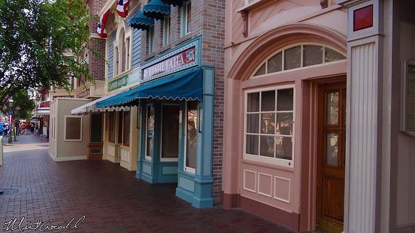 Disneyland Resort, Disneyland, Main Street U.S.A., Market House