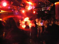 Dance club in Stuttgart
