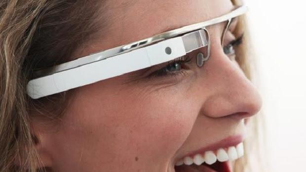 Google Glass (Foto: Divulgação)