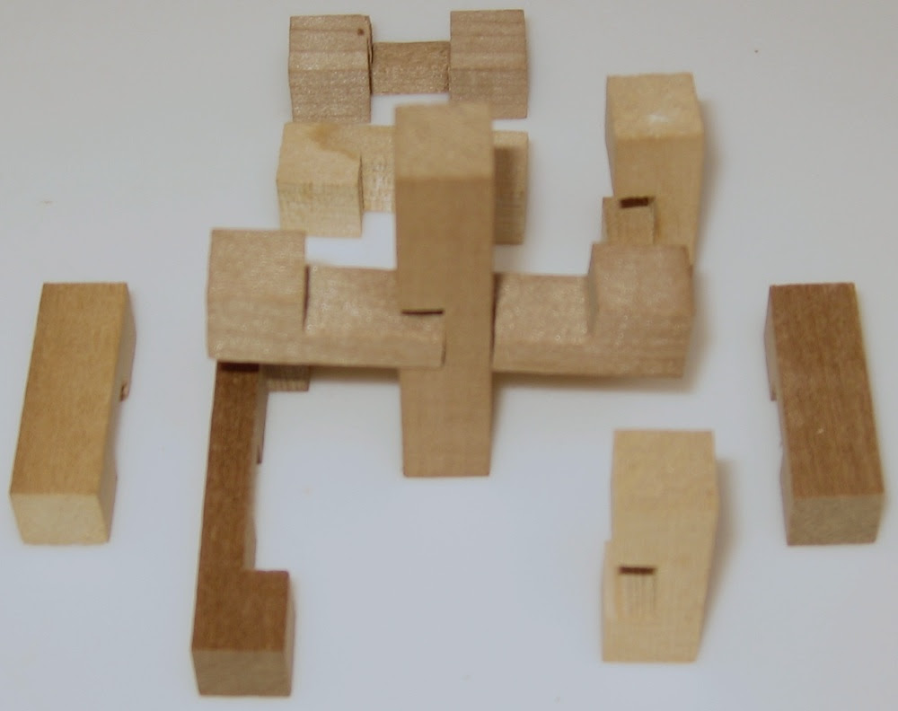 Craft Woodworking Plans: Plans For Wood Puzzle Box