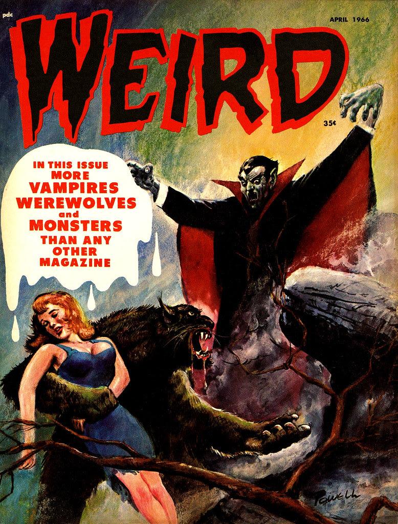 Weird Vol. 01 #11 (Eerie Publications, 1966)