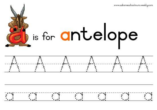 Tracing Letters And Numbers Worksheets Pdf - Preschool Worksheet Gallery