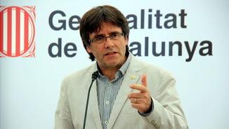 El president de la Generalitat té decidit sotmetre's a la qüestió de confiança després de la Diada (ACN)