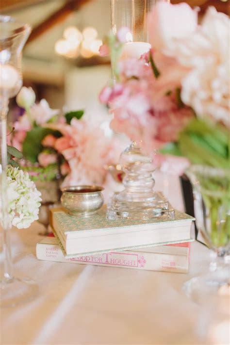 Light Pink And Gray Wedding   Centerpieces, Centerpiece