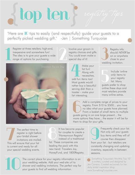 17 Best ideas about Wedding Gift Registry on Pinterest