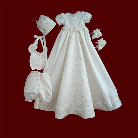 Christening gown made from your wedding dress    how