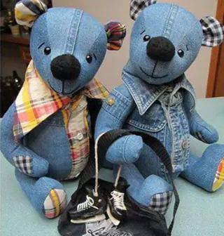 Шьем медведя из старых джинсов (9) (320x336, 112Kb)