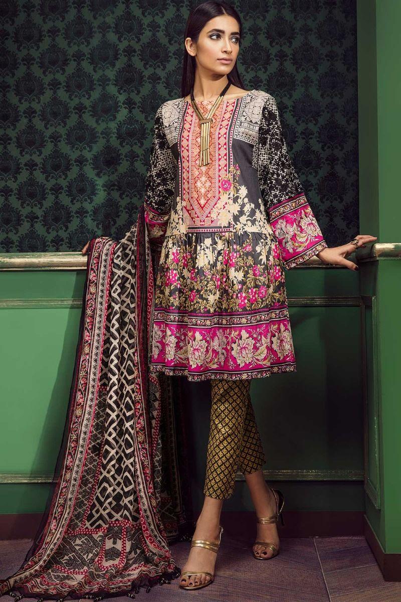 Formal latest summer dress design 2019 in pakistan near cheap modest
