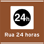 Serviço variado - SVA-05 - Rua 24 horas