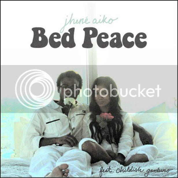 Video Premiere: Jhené Aiko feat. Childish Gambino – 'Bed Peace'...