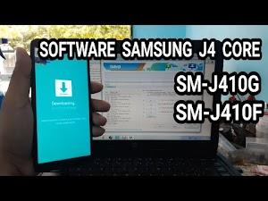 SOFTWARE / FIRMWARE SAMSUNG J4 CORE SM-J410G SM-J410F ROM SAMSUNG GALAXY J4 CORE SM-J410G SM-J410F