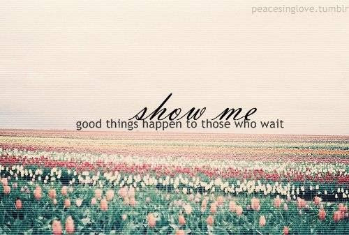 Love Waiting Quotes 2