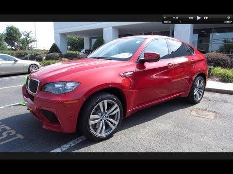 2012 BMW X6 M video review