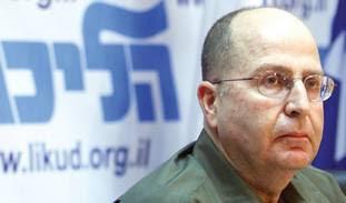 VICE PREMIER Moshe Ya'alon