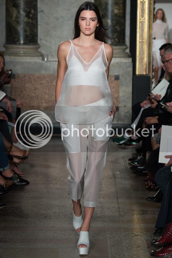 Kendall Jenner Milan Fashion Week Ports 1961 Spring 2015 photo kendall-jenner-ports-1961-spring-2015.jpg