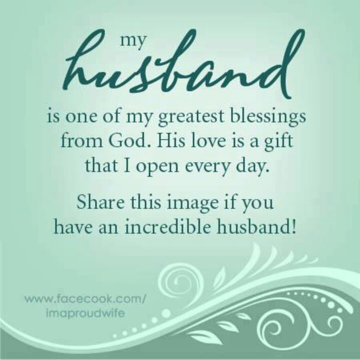 Thank You Quotes To Husband 7 Quote