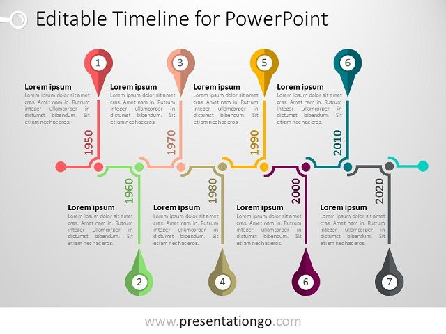 1000+ images about PowerPoint Diagrams on Pinterest | Timeline ...