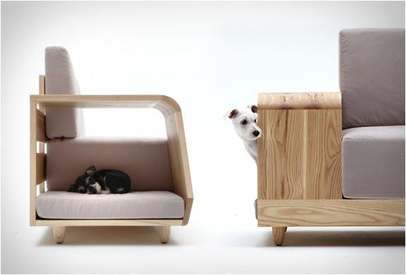 Sofa Khusus Anjing Boi