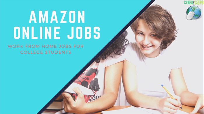 amazon online jobs for students college india