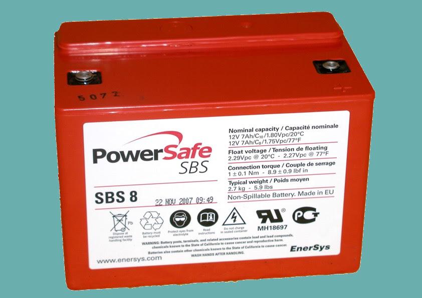 Caracteristiques Des Batterie Informations