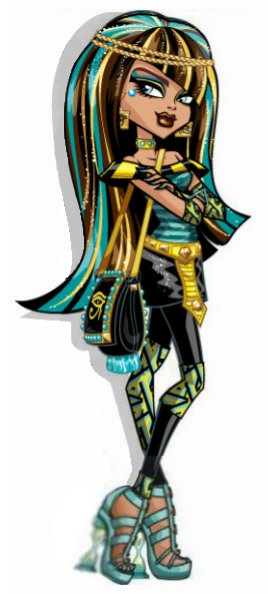 Worksheet. All about Monster High All about Cleo De Nile