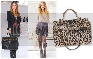 Fashion Week,Roberto Cavalli,Bags