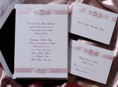 Cheap Wedding Invitations   Romantic Decoration
