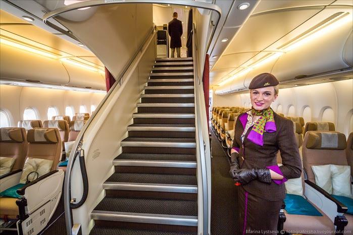 Картинки по запросу фото двухэтажный самолёт Этихад