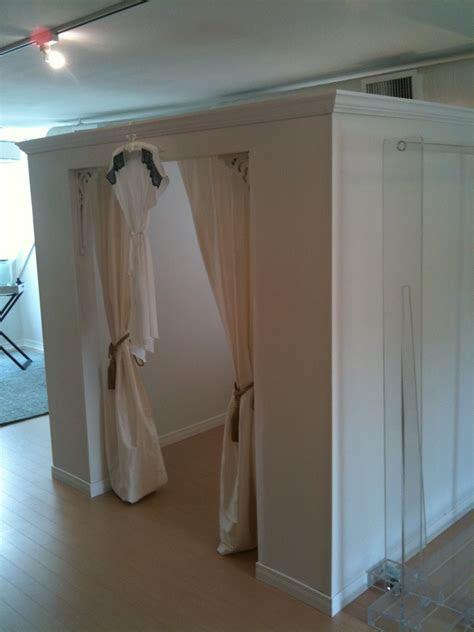 Camstruction: CK Interior design   Wedding store change room