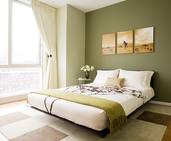 bedroom - Susan Kennedy Design