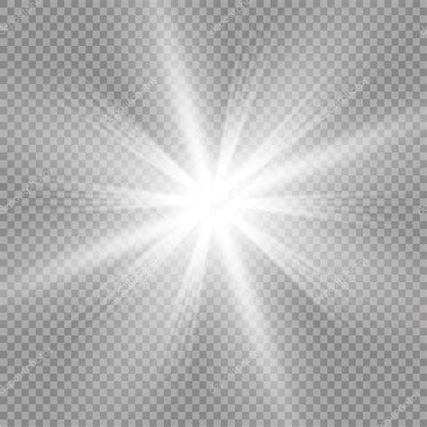 vector transparent sunlight special lens flare light