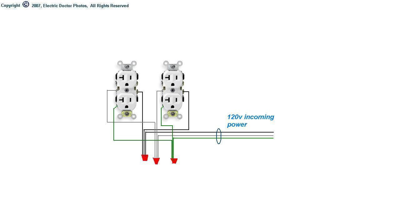 Diagram Double Gang Outlet Wiring Diagram Full Version Hd Quality Wiring Diagram Tastefoca Fanfaradilegnano It