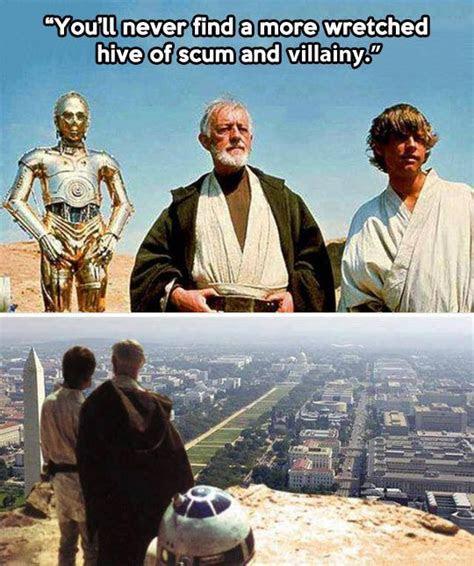 Obi Wan Kenobi Quotes Villainy