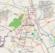 भारत के मानचित्र पर दिल्ली अंकित