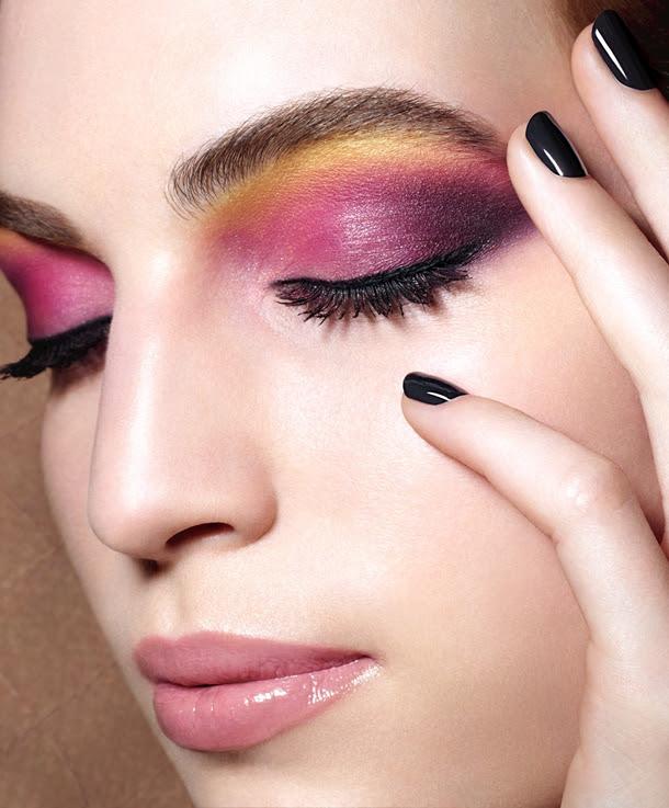 Chanel Fall 2014 Makeup