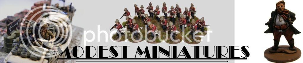 Modest Miniatures