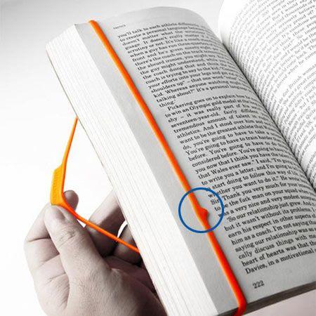 Самые необычные книжные закладки