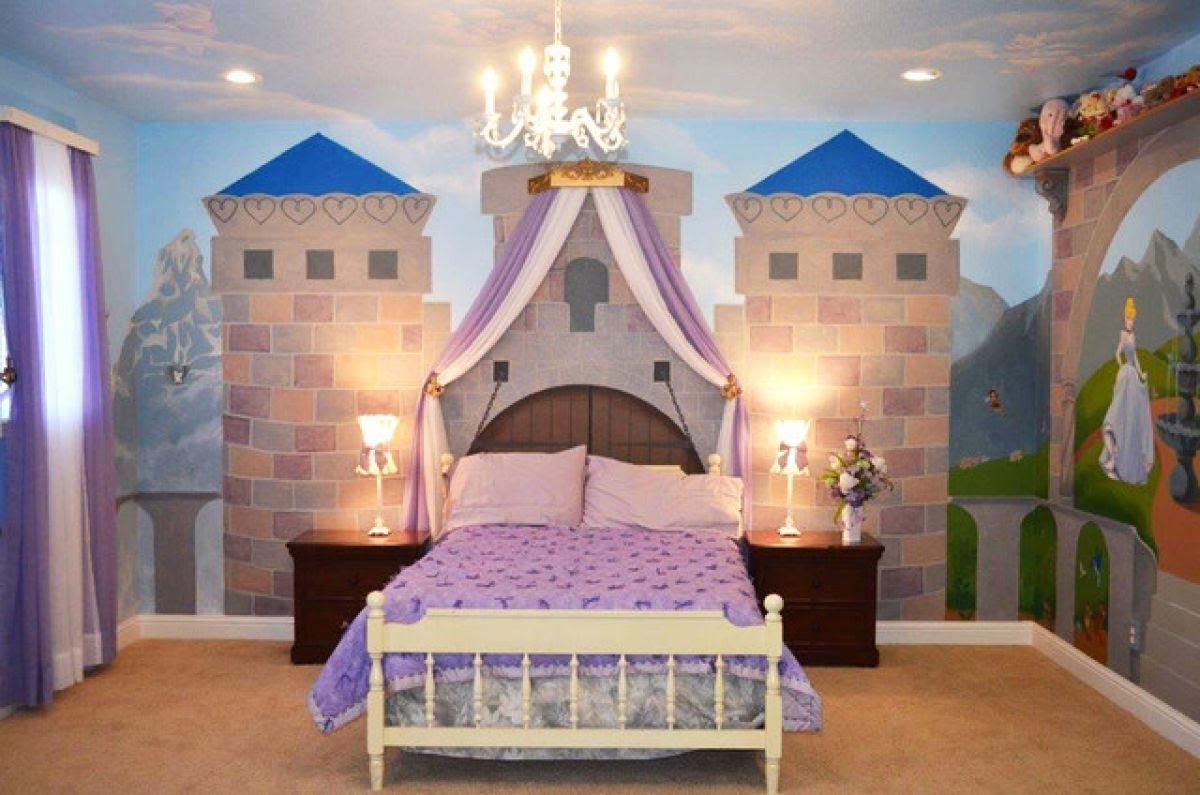 Little Girl Room Ideas Princess Hawk Haven