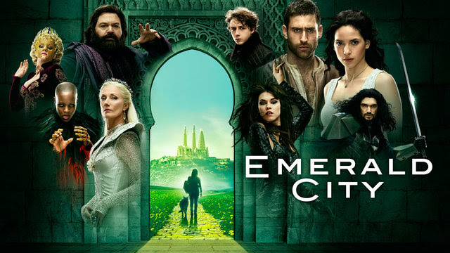 Image result for emerald city tv