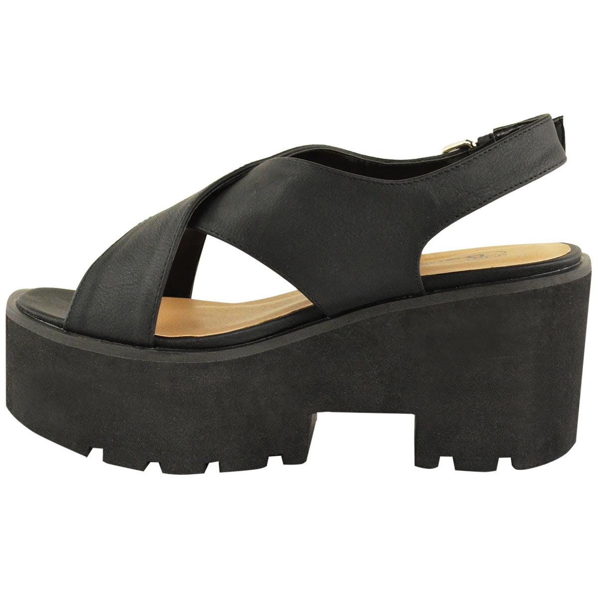 Womens platform sandals - 28 images - womens dolcis slip